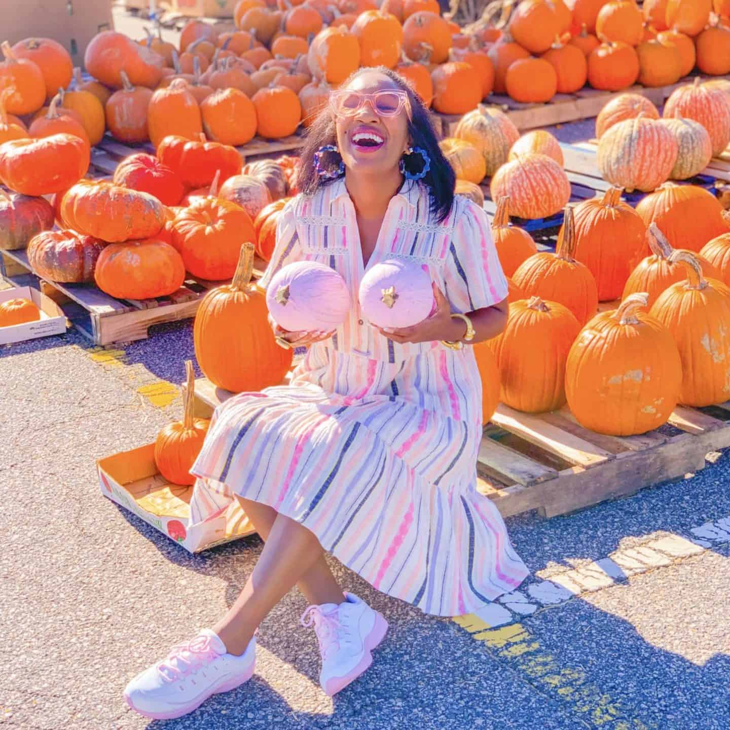 Pink Pumpkins Aesthetic To Save The Ta Tas