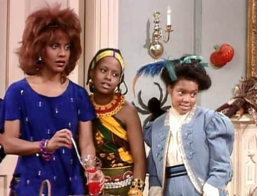 The Cosby Show Season 2 Episodes- Vanessa Halloween Party