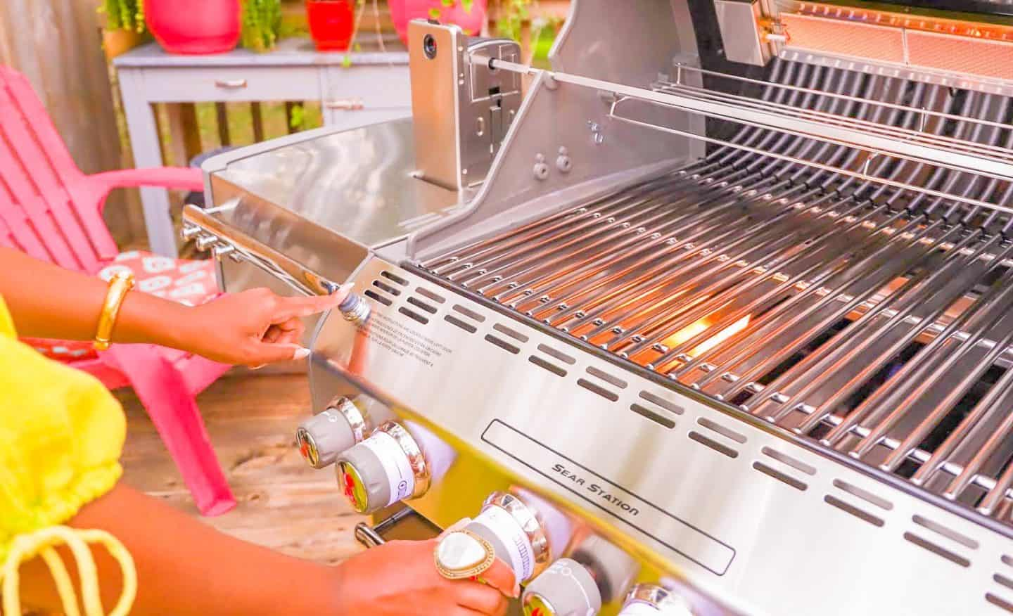 The Home Depot Smart Grills