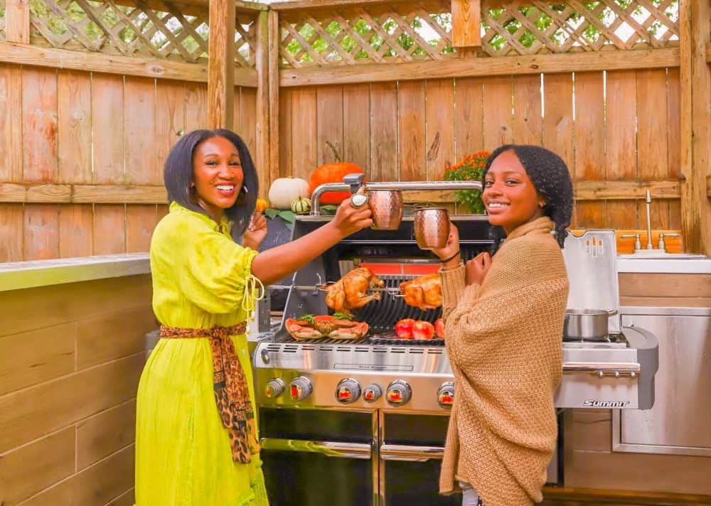 The Home Depot Weber Summit Grill Best Recipes