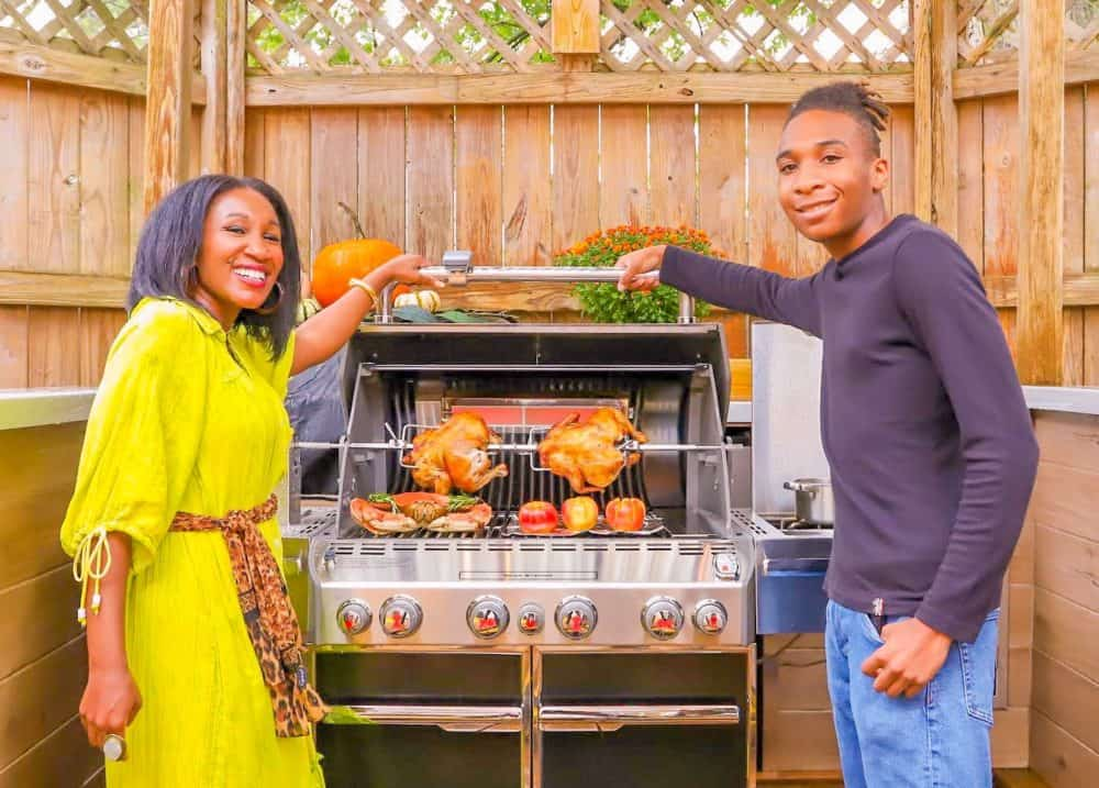 The Home Depot Weber Summit Grill Best Recipes For The Holidays