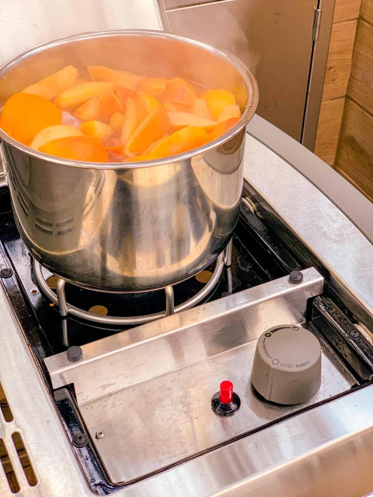 Weber Summit Grill Side Burner Apple Cider Recipe