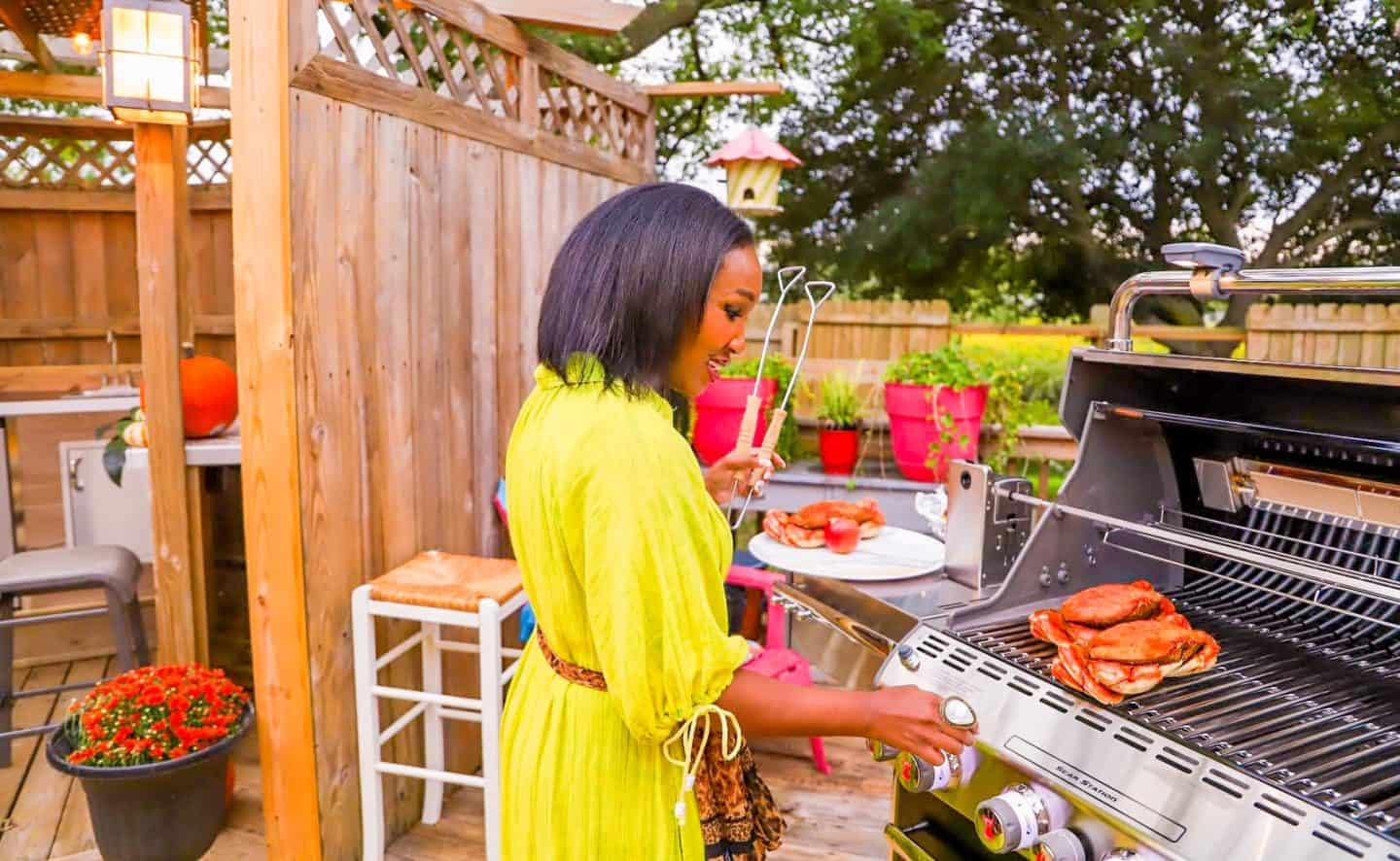 Weber Summit Grill Recipes For The Holidays At Home