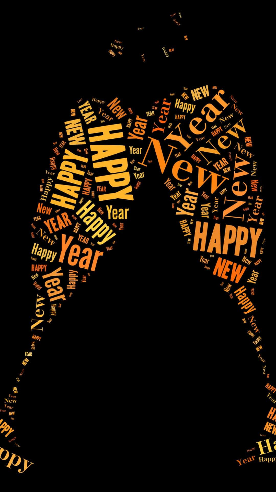 Happy New Years Aesthetic iPhone Wallpaper Backgrounds 22