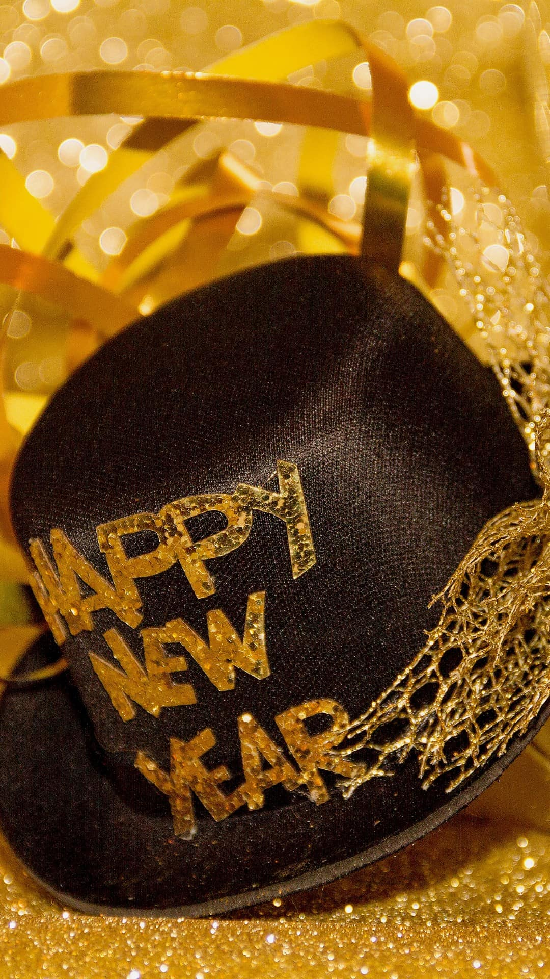 Happy New Years Aesthetic iPhone Wallpaper Backgrounds 24