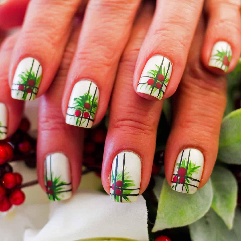 Christmas Holiday Nails