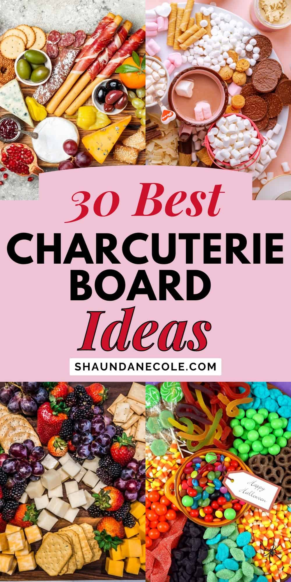 How to Make A Christmas Charcuterie Board 30 Easy Ideas + Tips How To DIY & Build The Best Pairings