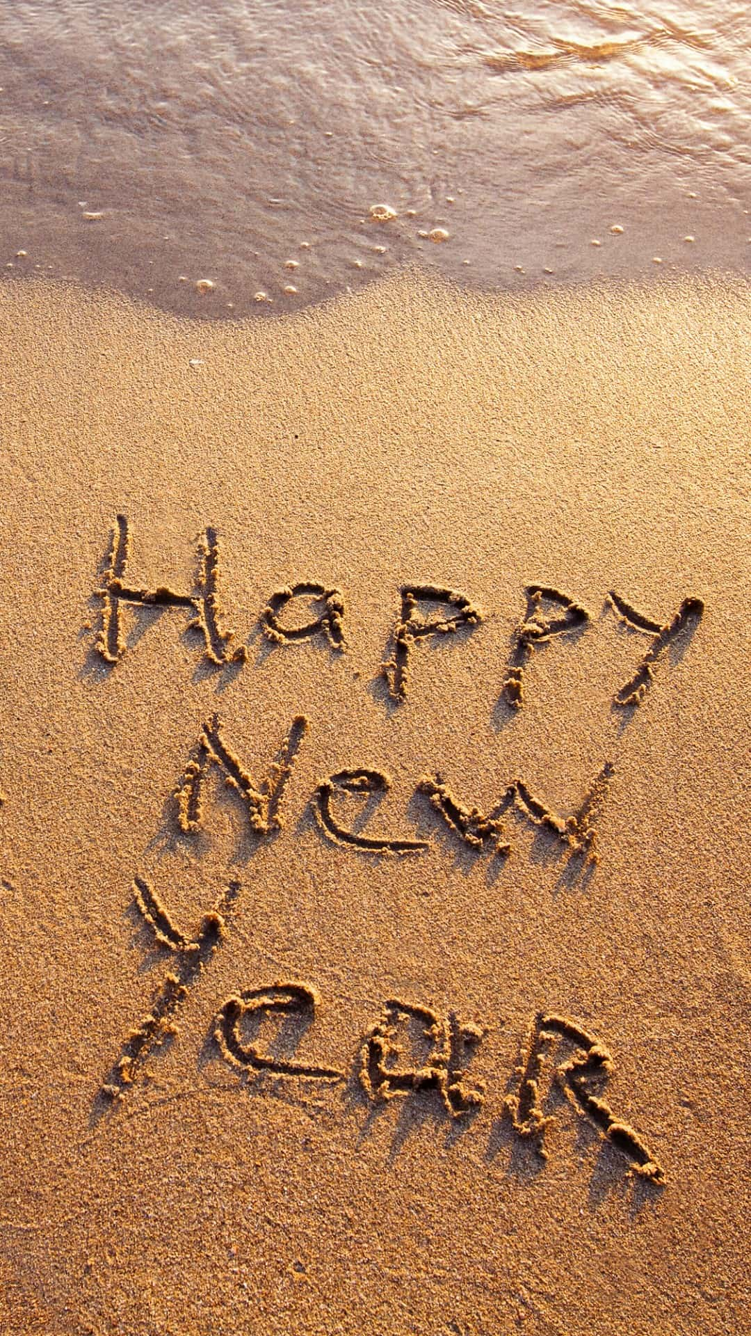 Happy New Years Aesthetic iPhone Wallpaper Backgrounds 11