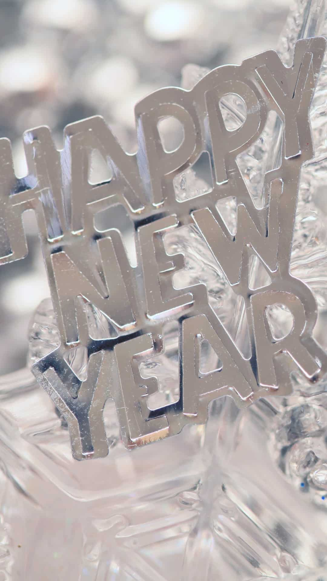 Happy New Years Aesthetic iPhone Wallpaper Backgrounds 9