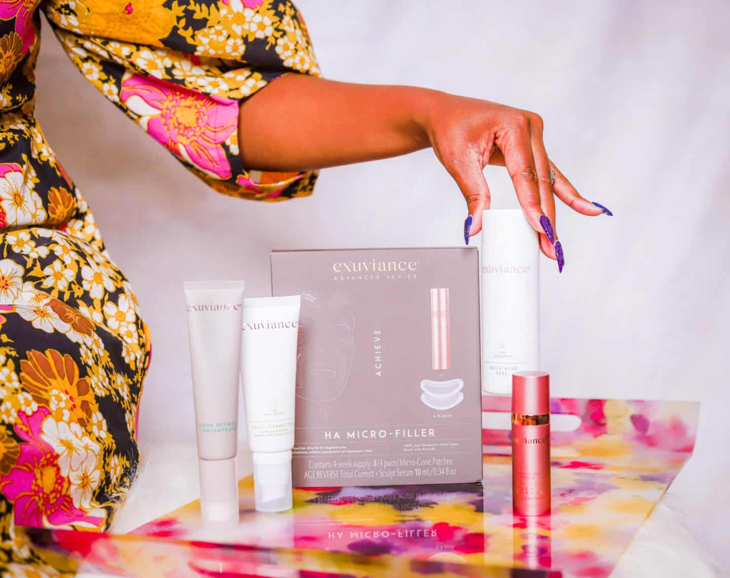 Exuviance Skincare At-Home Fillers & Peels
