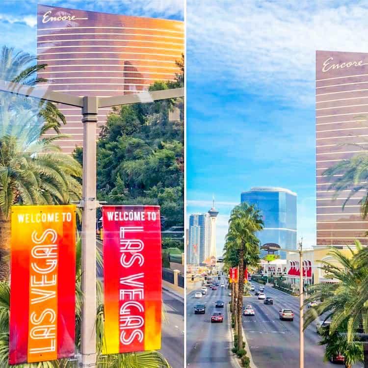 Welcome to the fabulous Las Vegas Strip