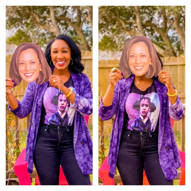 Kamala Harris- My VP Is A Black Woman!