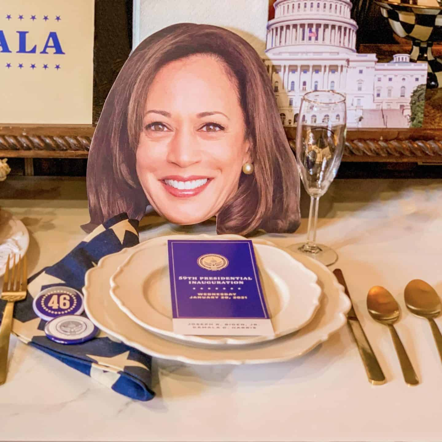 Official Inauguration Day Celebration Dinnner 2021