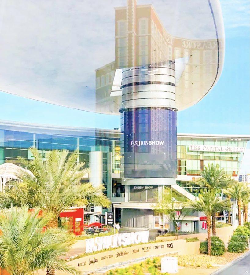 Shop Las Vegas Fashion Show Mall