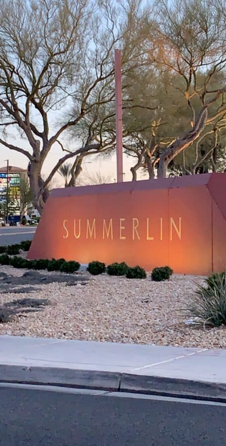 Visit Summerlin Las Vegas