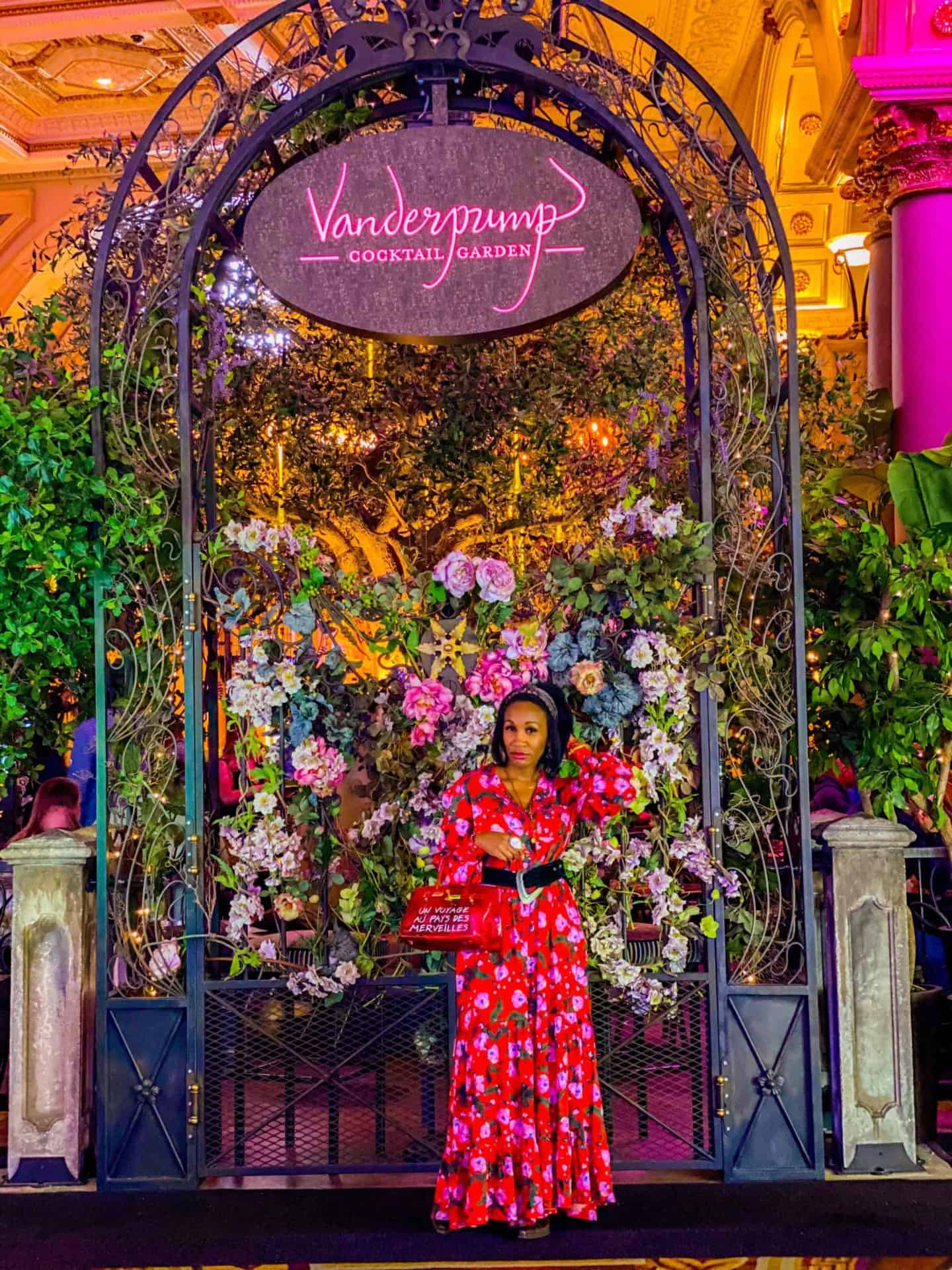 Visit Vanderpump Cocktail Garden Las Vegas