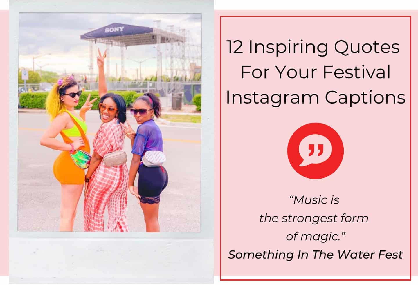 12 Inspiring Quotes For Your Instagram Captions