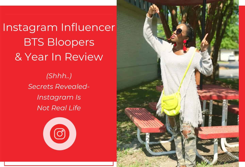 Instagram Is Not Real Life- Influencer Secrets Revealed