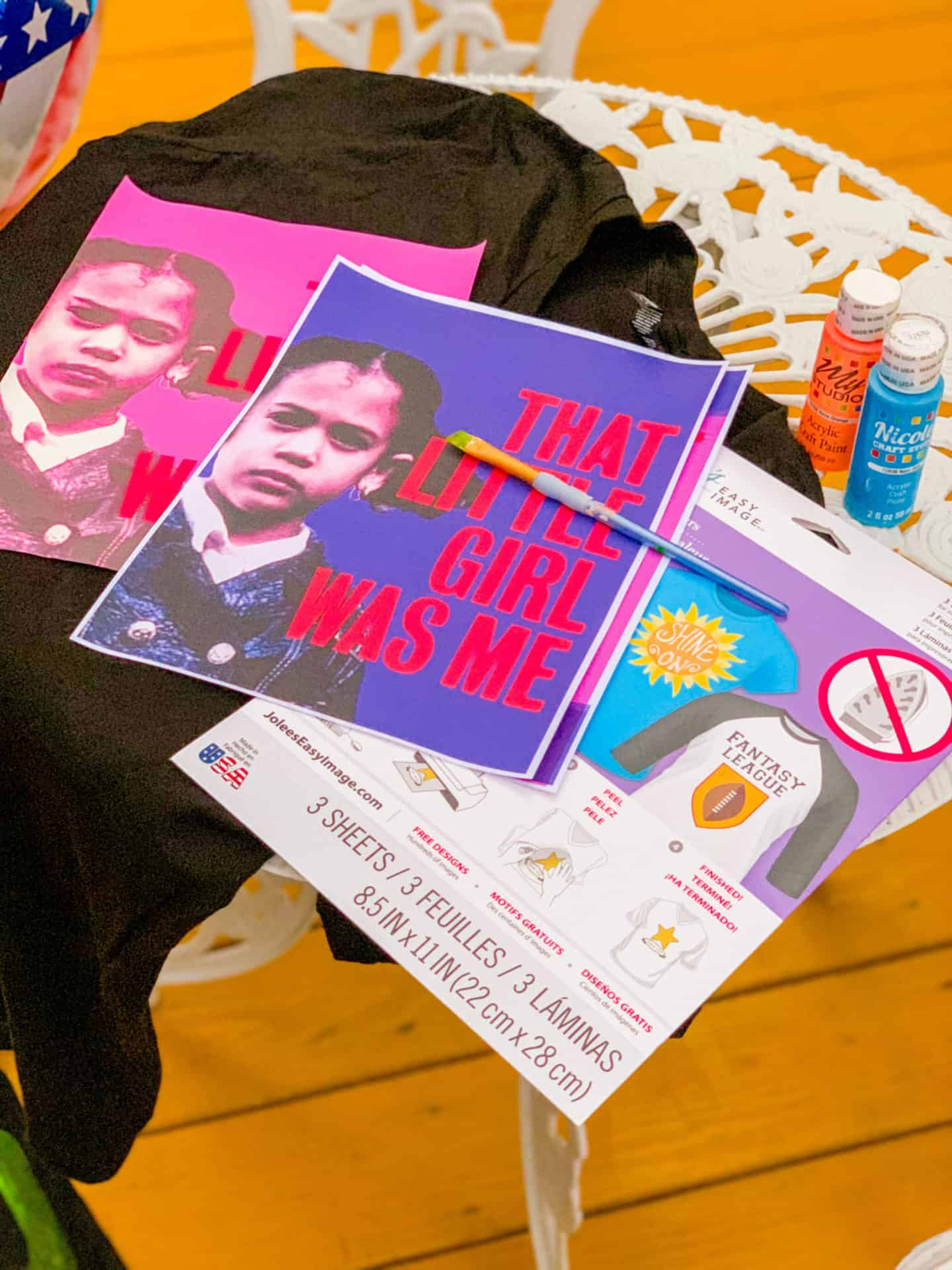Kamala Harris kids crafts & coloring book pages