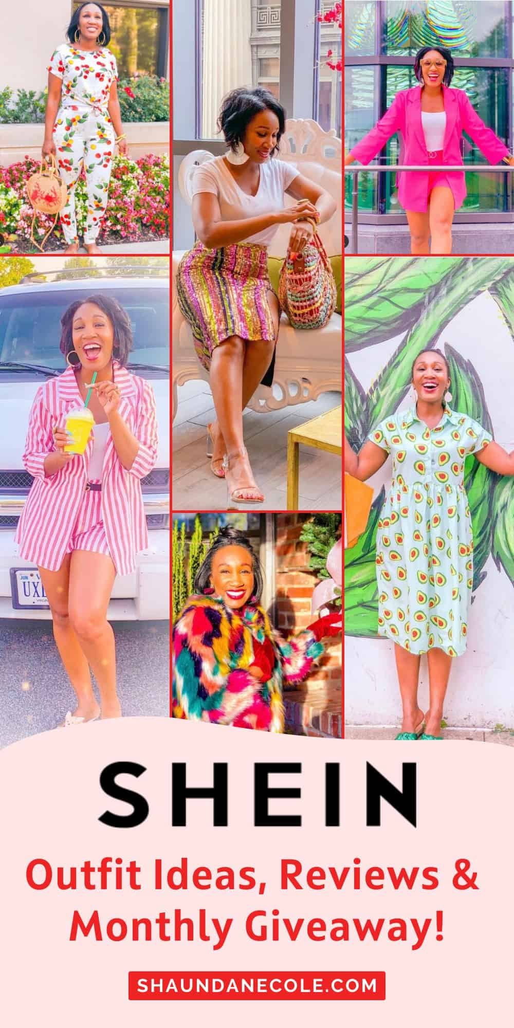 SheIn Outfit Ideas, Reviews & Monthly Giveaway- Why Is SHEIN Clothing So Cheap?