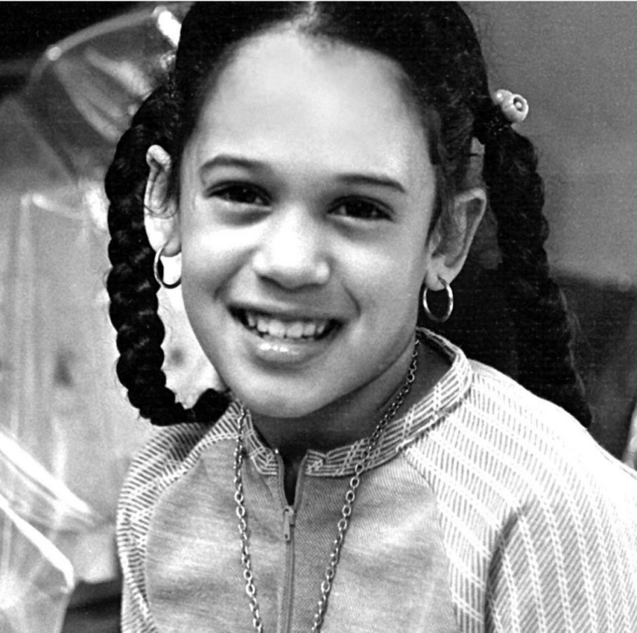 Shyamala's Daughter- Little Girl Kamala Harris