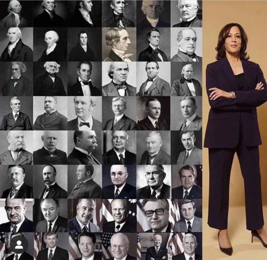 Vice President Kamala Harrs for the American people