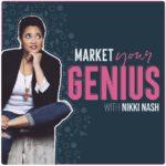 Market Your Genius Podcast - Guest Shaunda Necole