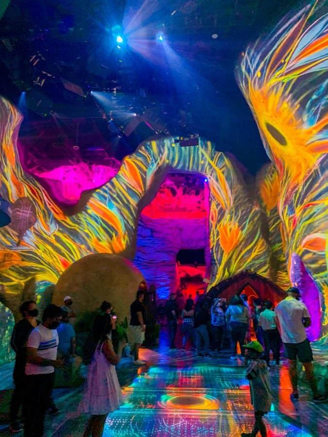 Meow Wolf Las Vegas Theme Park